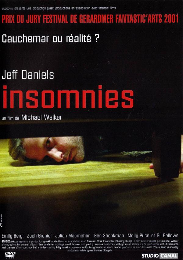 Retour vers le passé :  Insomnies (2000)