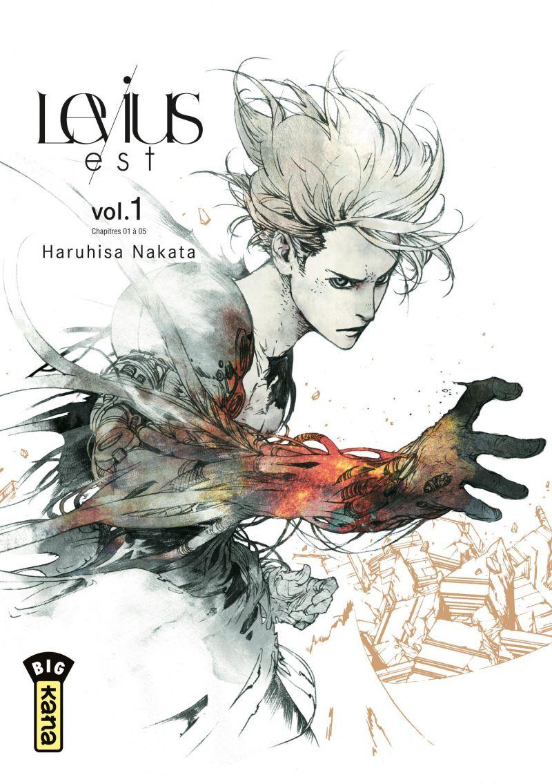 Le manga Levius/Est approche de sa fin au Japon