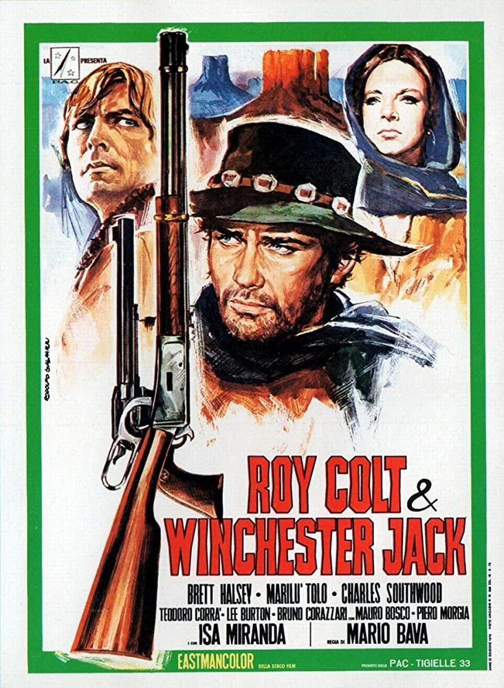 Retour vers le passé : Roy Colt & Winchester Jack (1970)