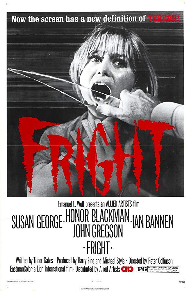 Retour vers le passé :  Fright (1971)