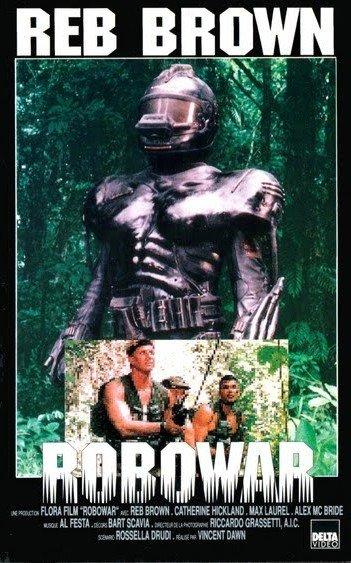 Retour vers le passé : Robowar (1988)