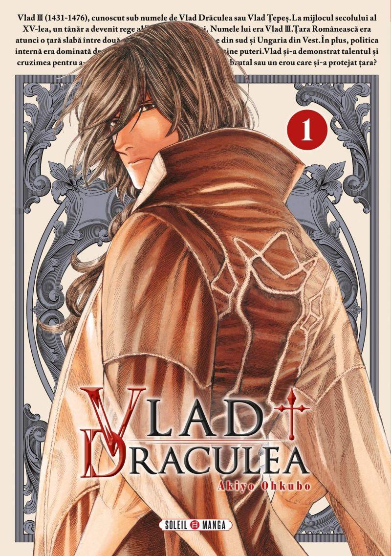 Découvrez les premières pages de Vlad Draculea en ligne !