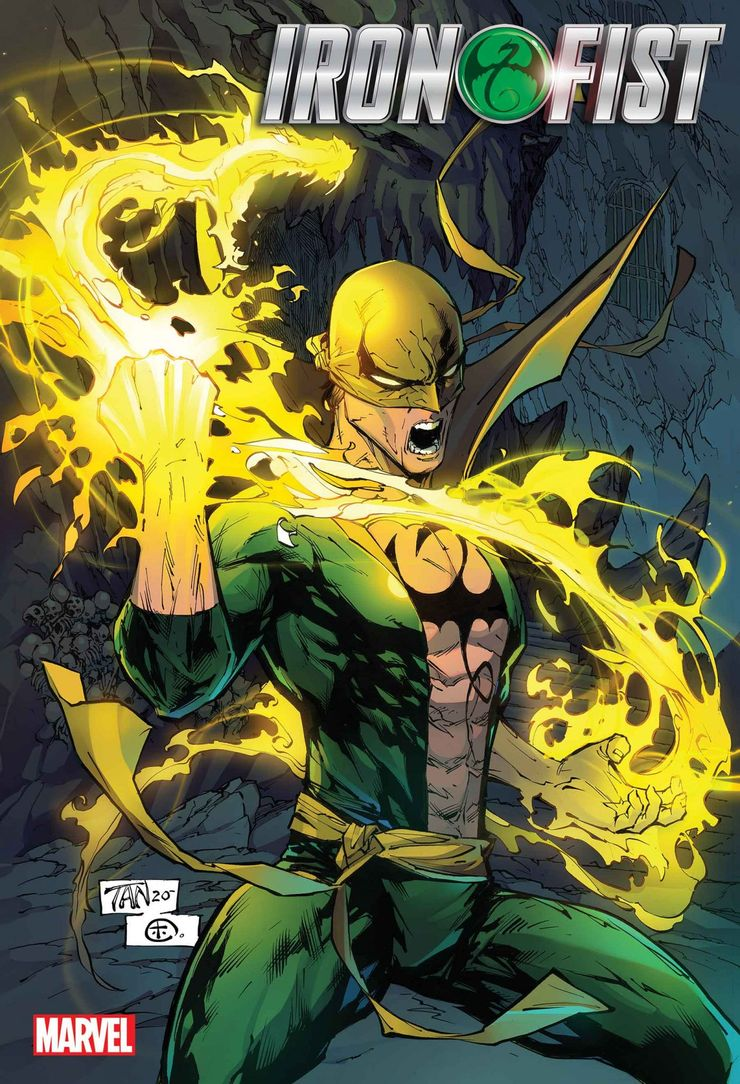 Actu V.O. : Iron Fist - Heart of the Dragon