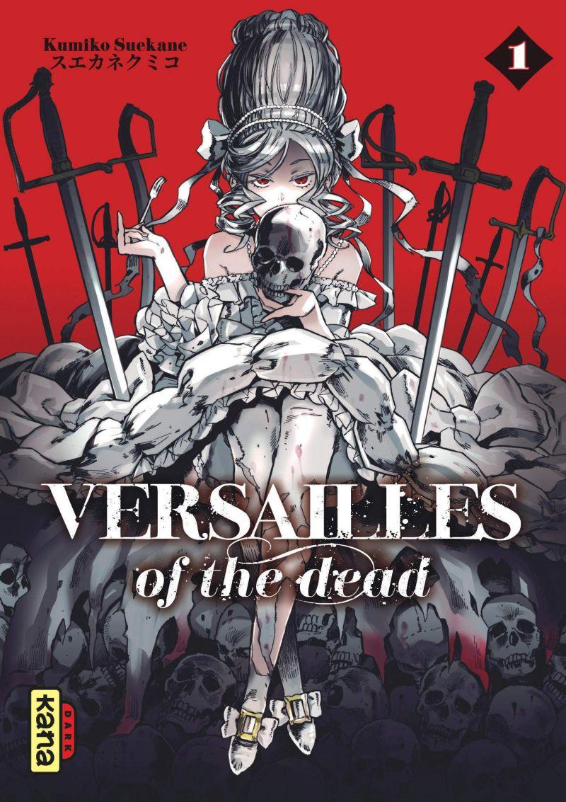 Le manga Versailles of the Dead se termine au Japon !