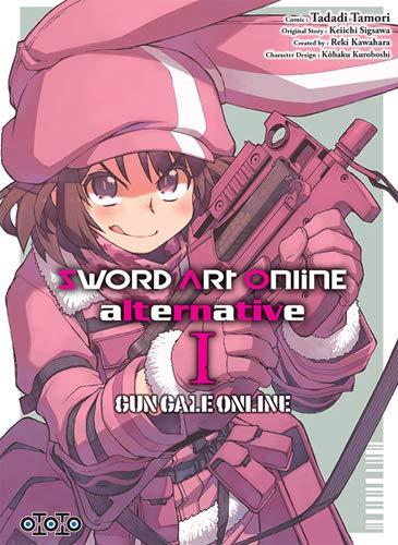 Le manga Sword Art Online Alternative - Gun Gale Online se termine !