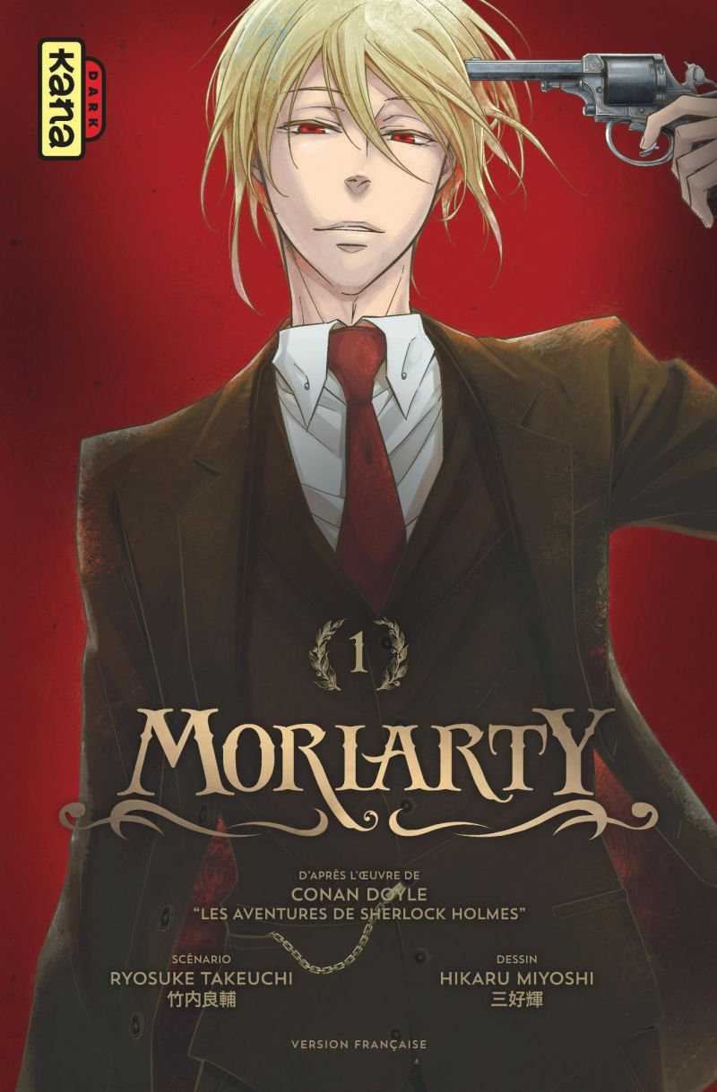 Le manga Moriarty The Patriot semble approcher de sa fin au Japon !
