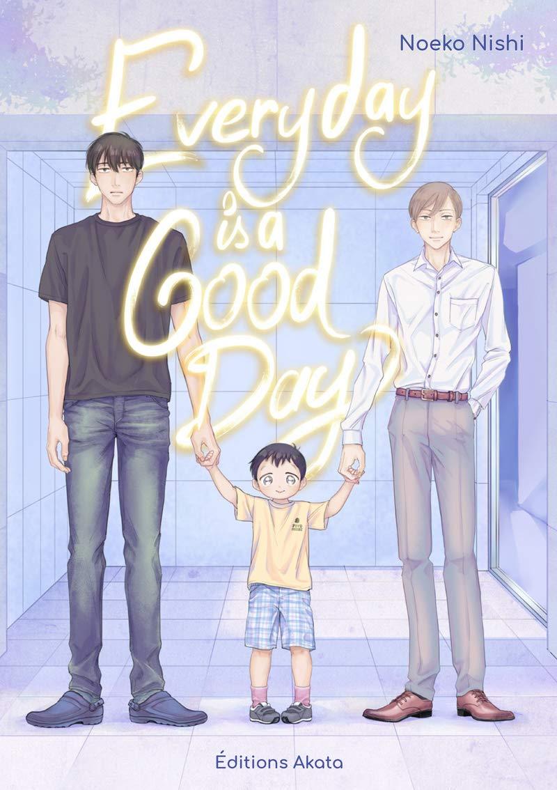 Découvrez les premières pages de Everyday is a Good Day en ligne !