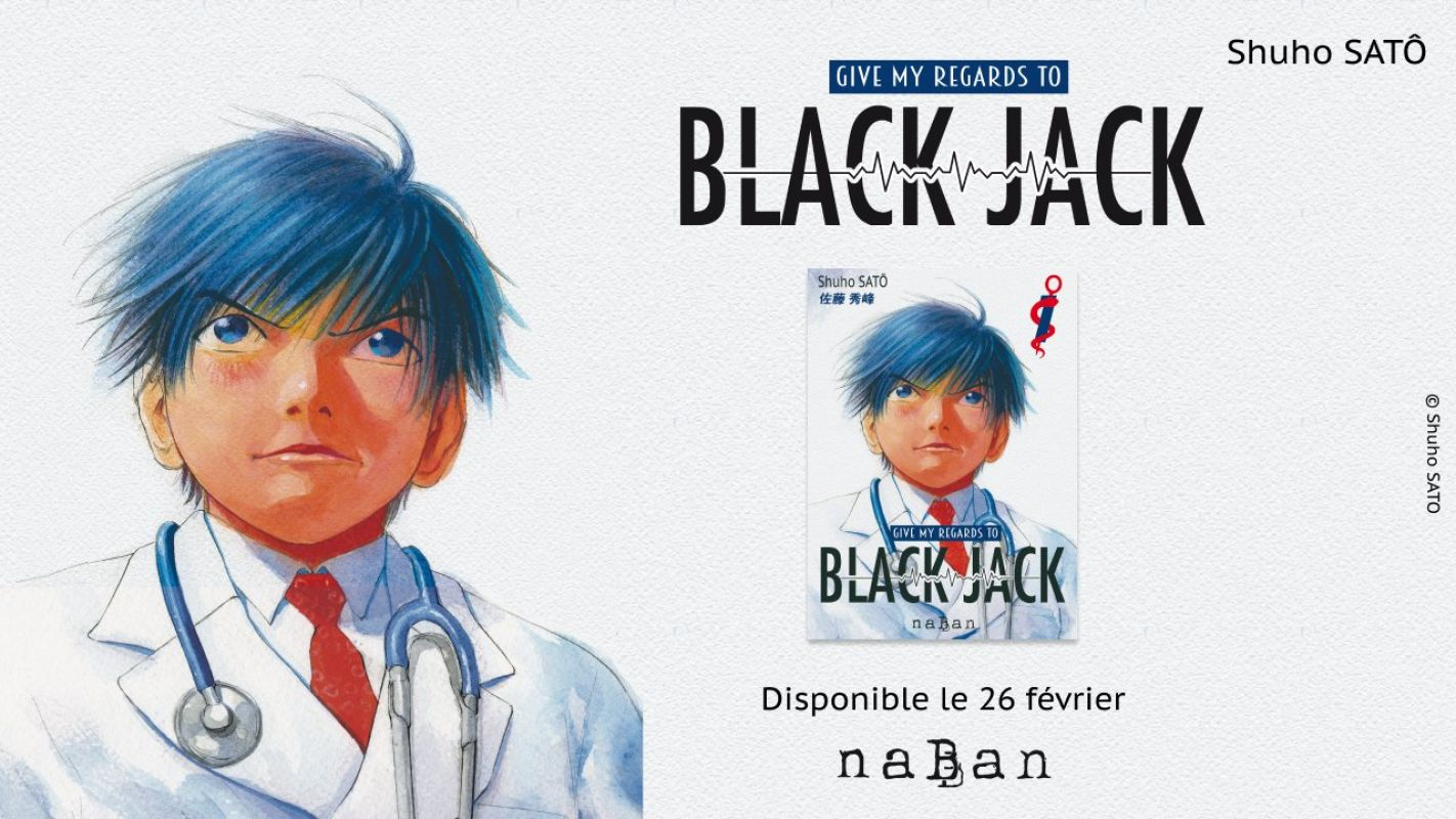 Give my Regards to Black Jack chez Naban