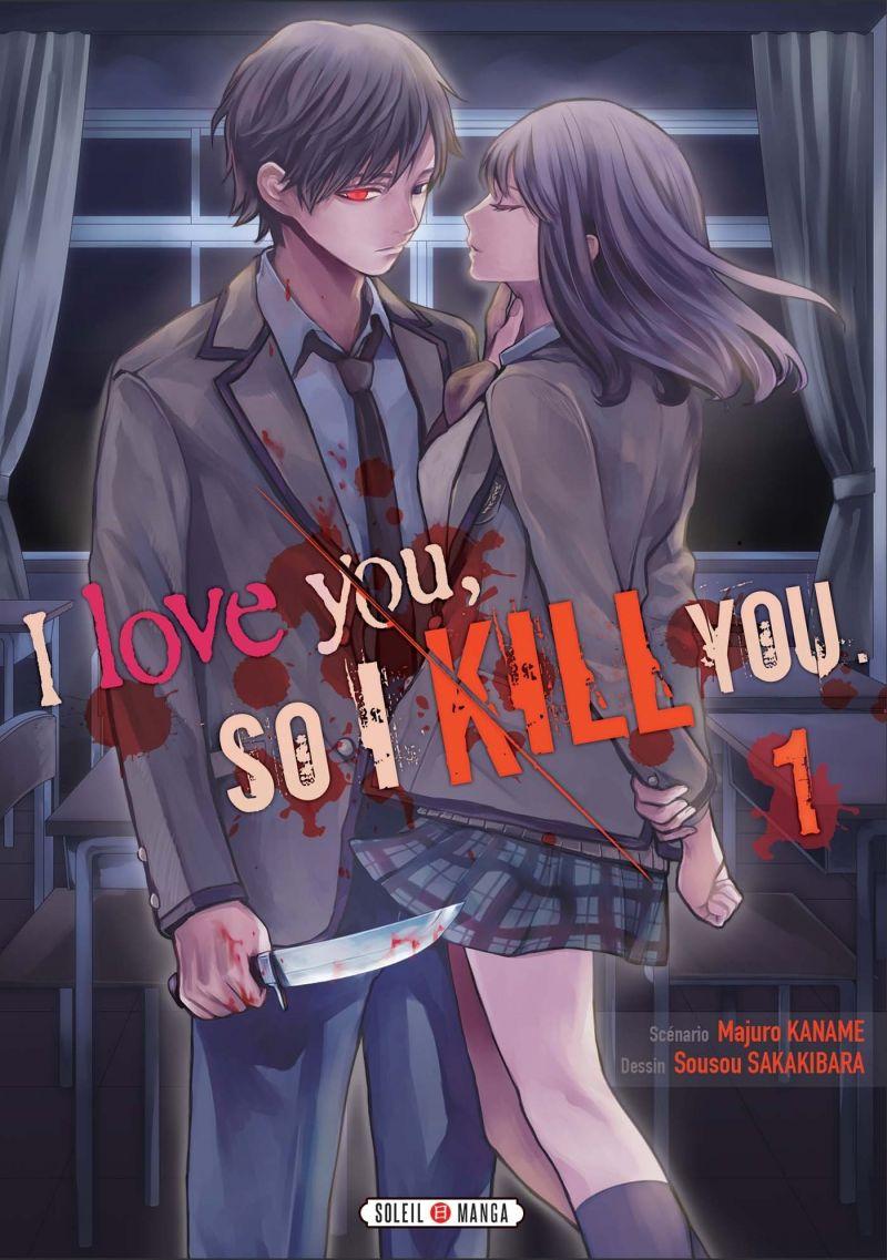 Le manga I Love You So I Kill You se termine au Japon !