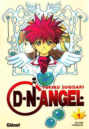Le manga D.N.Angel se termine au Japon
