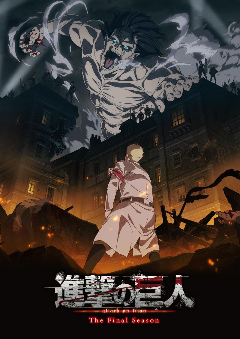 L'Attaque des Titans Saison Finale arrive en simulcast sur la chaîne Mangas !