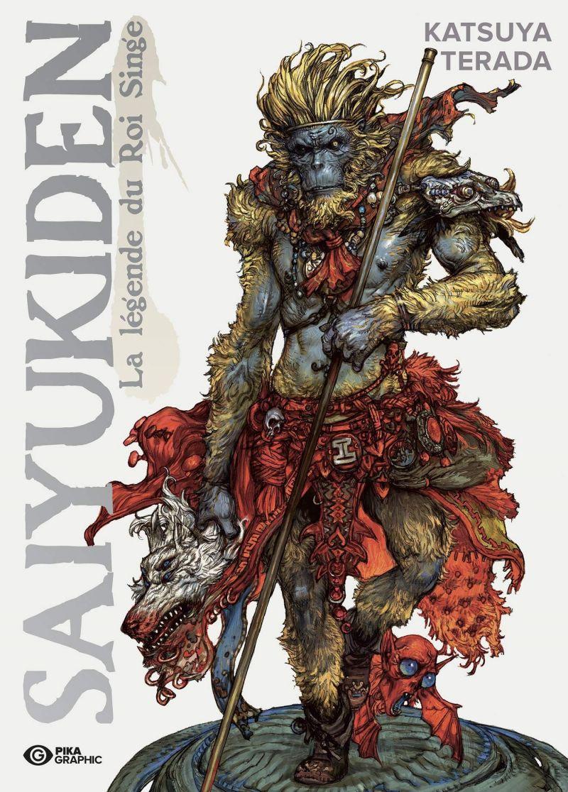 Saiyukiden - La Légende du Roi Singe chez Pika