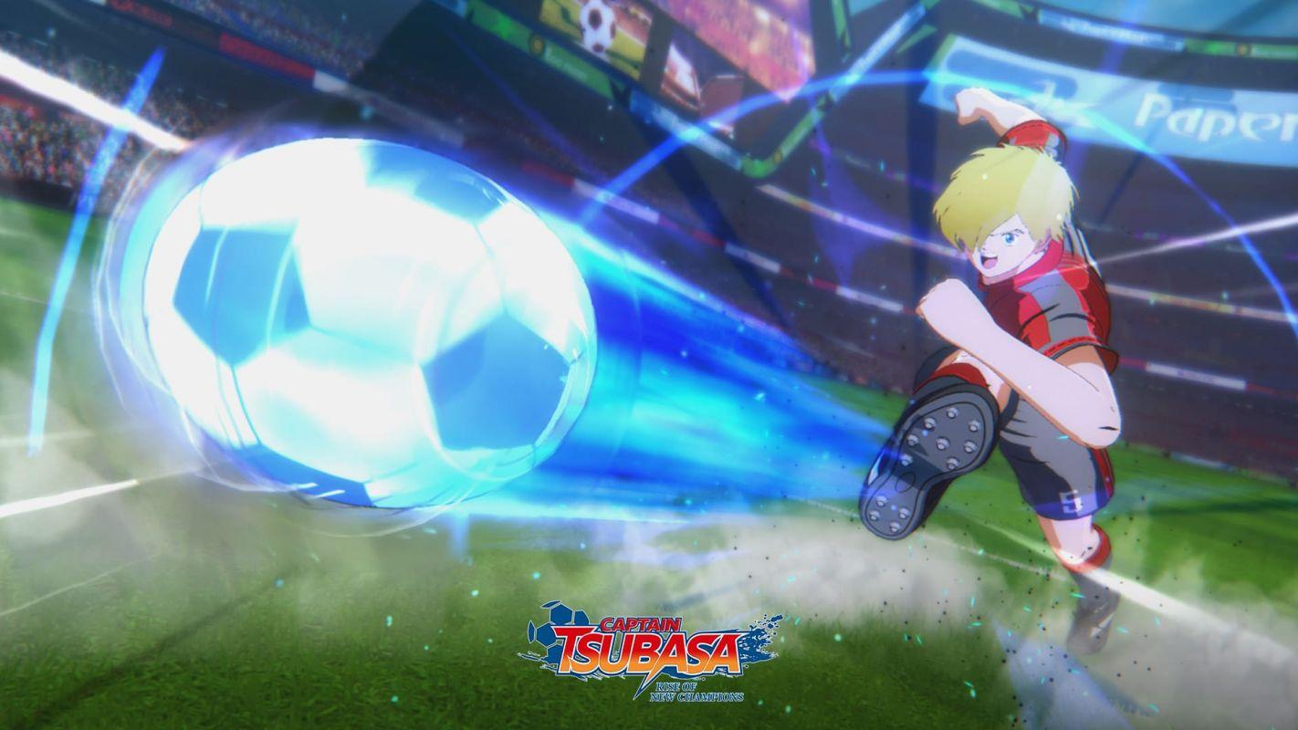 Découvrez les trois joueurs du premier DLC du jeu Captain Tsubasa Rise of New Champions !