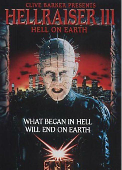 Retour vers le passé : Hellraiser III (1992)