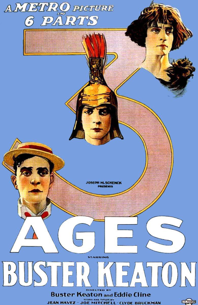 Retour vers le passé : Les Trois Âges (1923)
