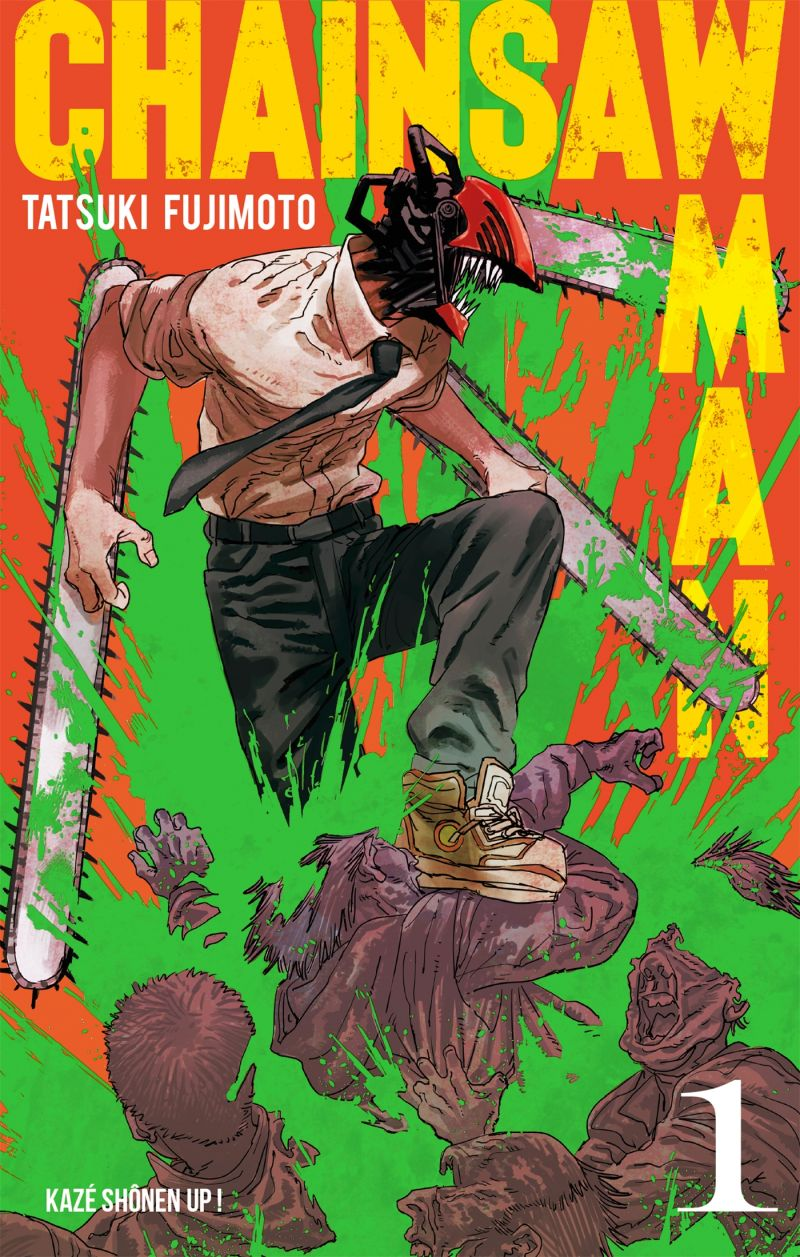 Le manga Chainsaw Man se termine au Japon !