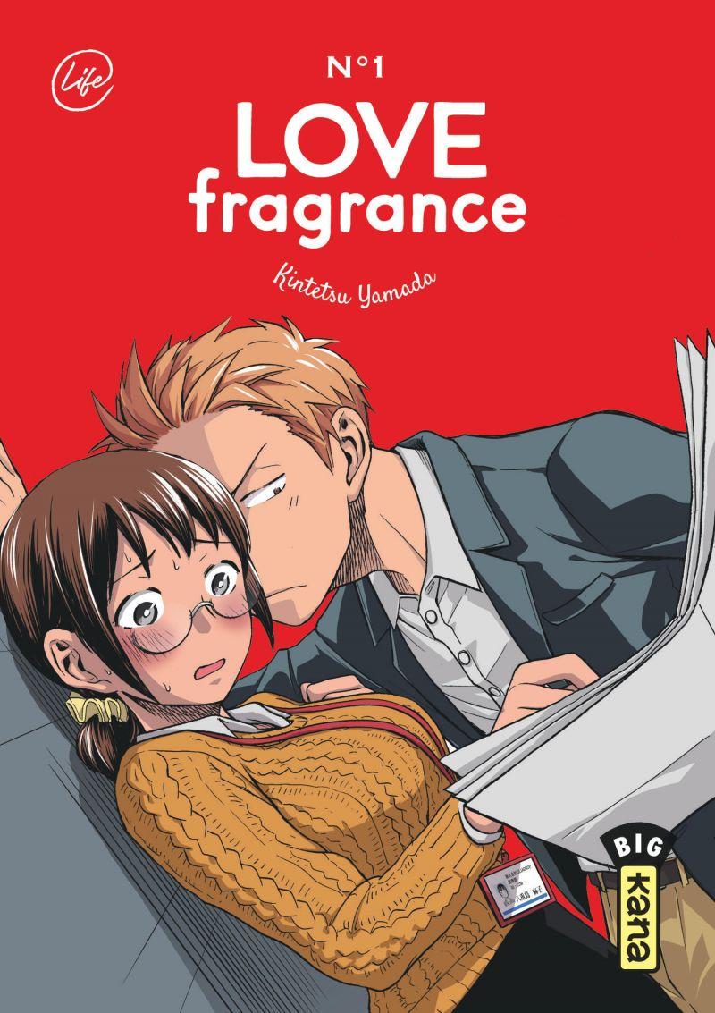 Le manga Love Fragrance se termine au Japon !