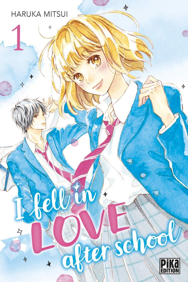 Découvrez les premières pages de I Fell In Love After School en ligne !