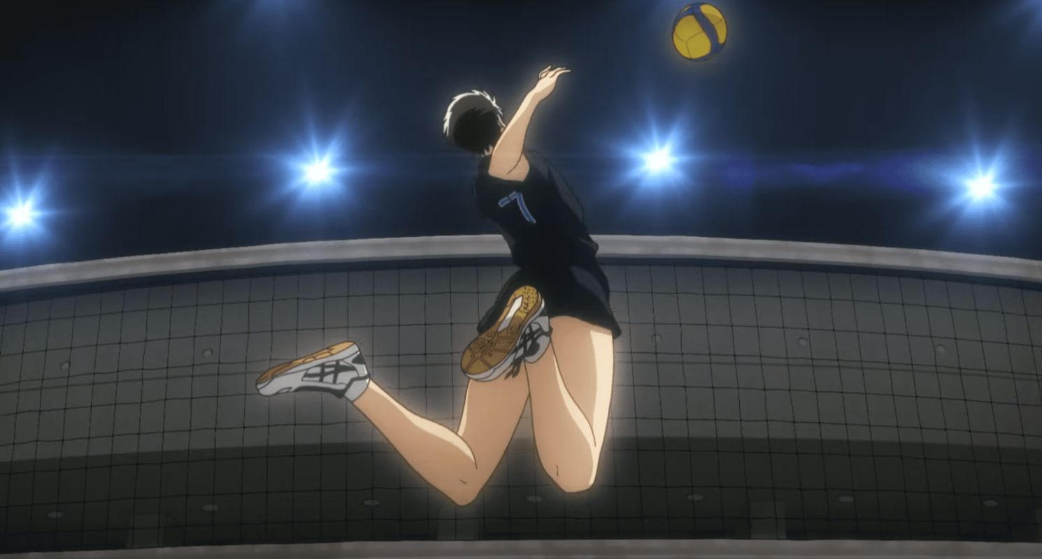 Un nouveau trailer pour l'animé 2.43 Seiin High School Boys Volleyball Team !