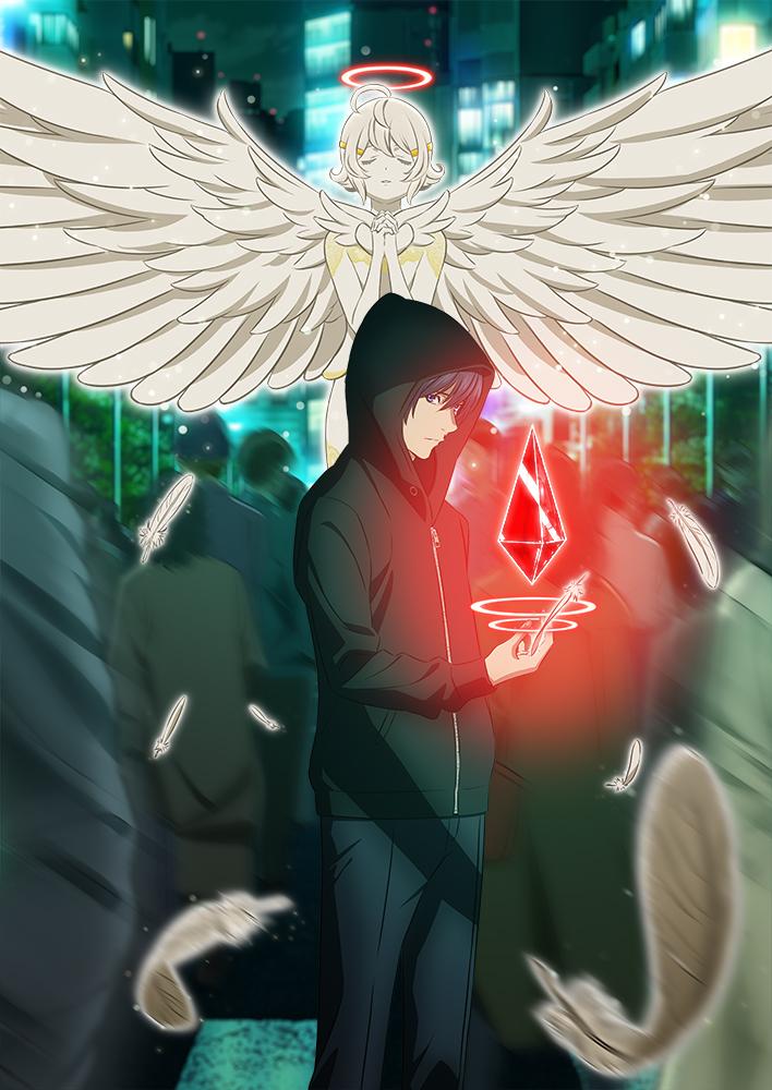 L'adaptation animé du manga Platinum End annoncée !