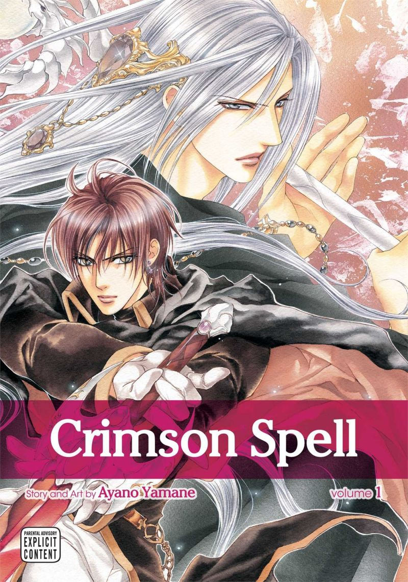 Le manga Crimson Spell se termine au Japon !