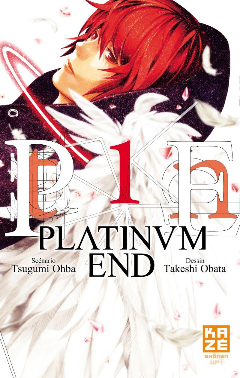 Le manga Platinum End se termine au Japon !