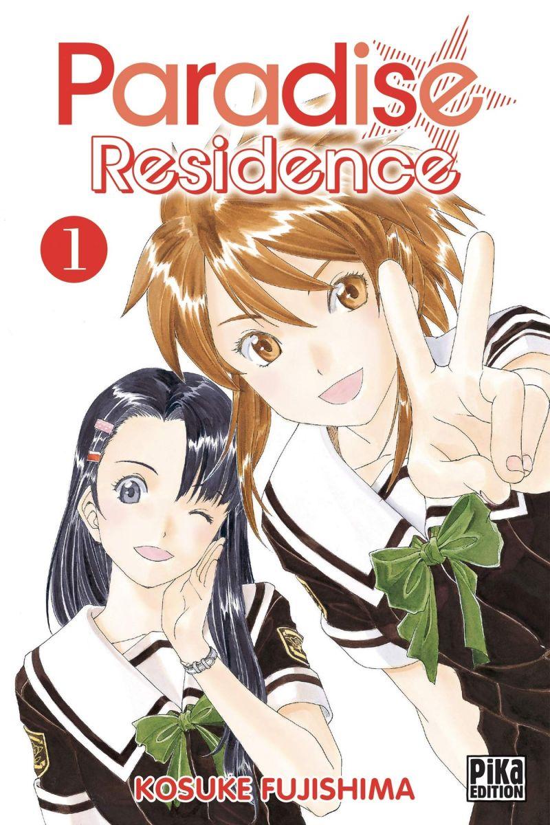 Découvrez les premières pages de Paradise Residence en ligne !