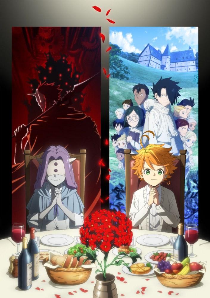 Kaiu Shirai a écrit une histoire originale pour la saison 2 de l'animé The Promised Neverland !