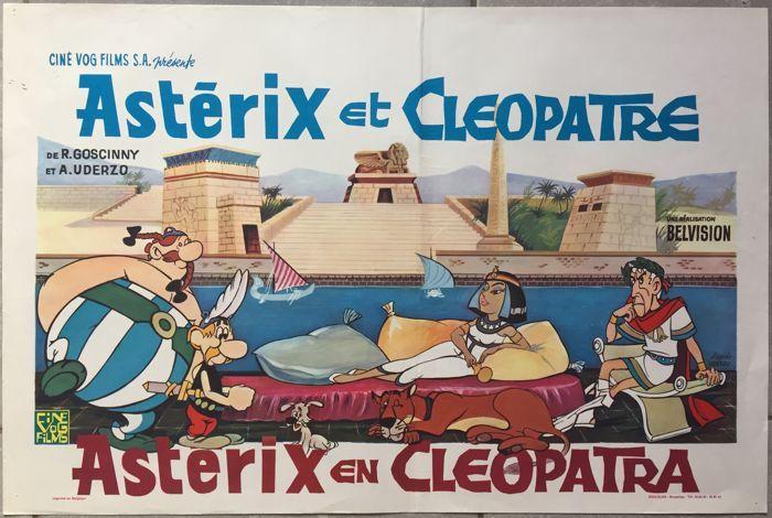 Retour vers le passé :  Astérix et Cléopâtre (1968)