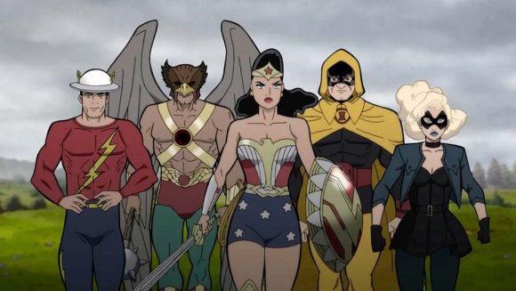 Justice Society - World War II