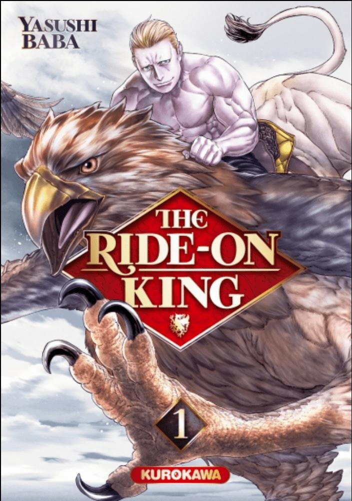 The Ride-On King chez Kurokawa