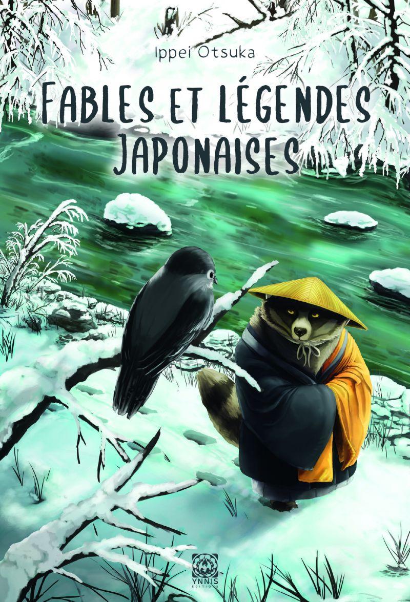 Fables et Légendes Japonaises chez Ynnis Editions