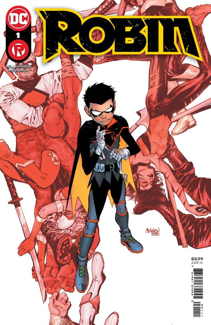 Actu V.O. : Une nouvelle série pour Robin !