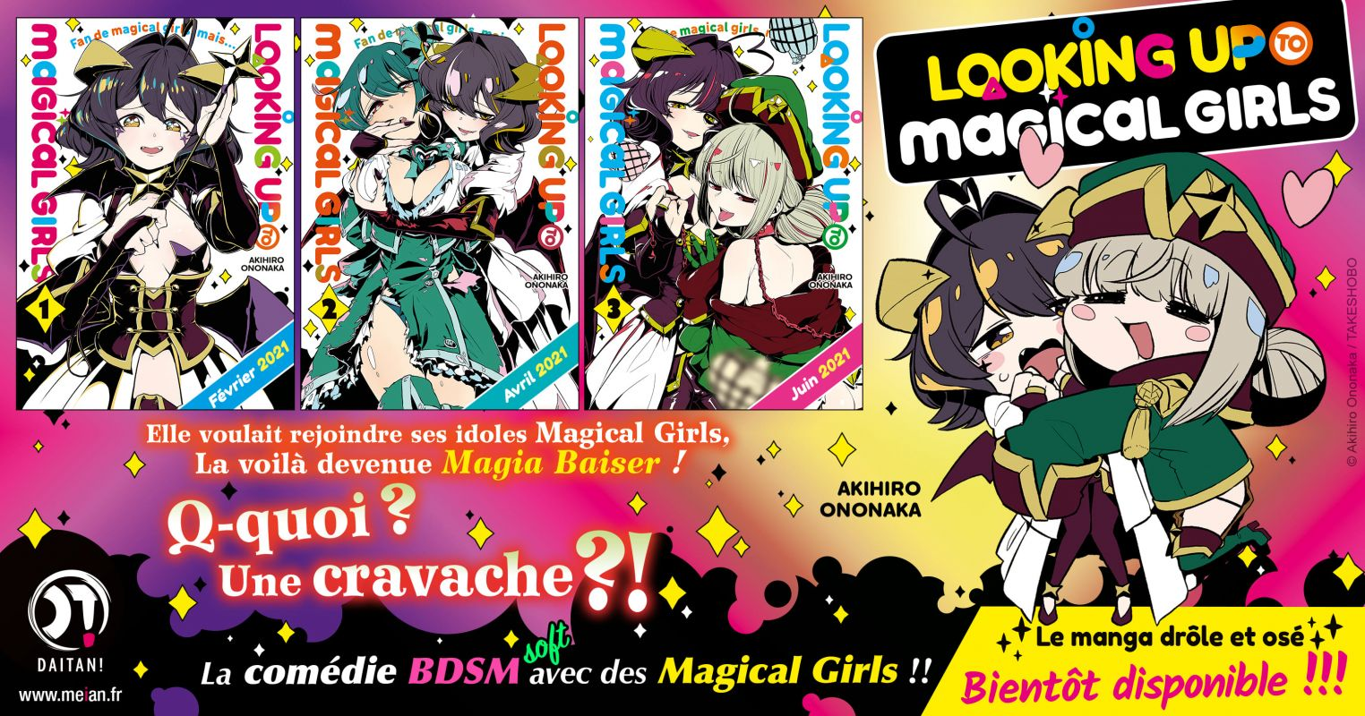 Looking Up To Magical Girls chez Meian