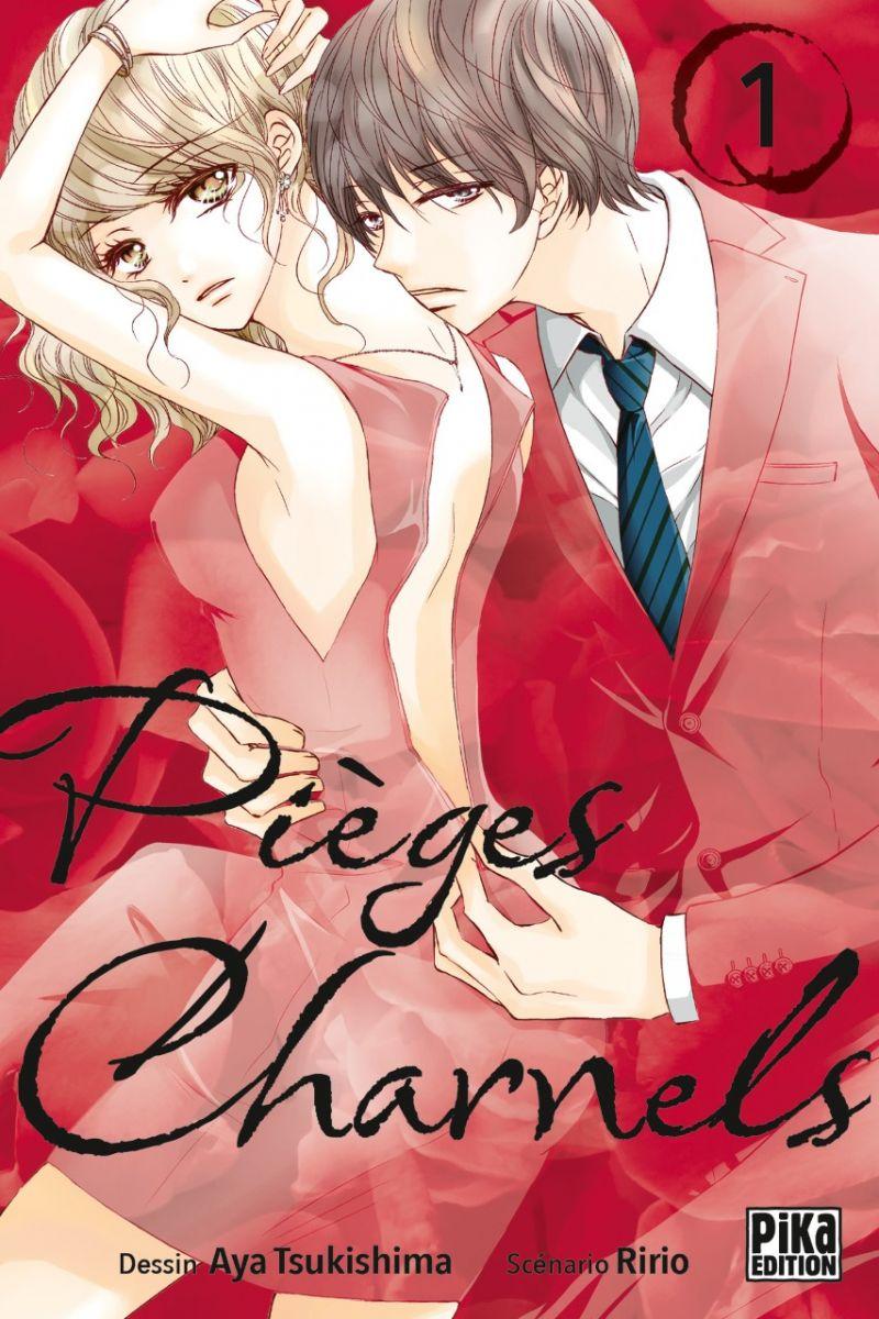Le manga Pièges Charnels se termine au Japon !