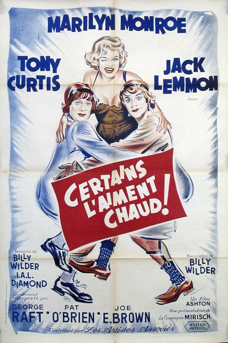 Retour vers le passé : Certains l'aiment chaud (1959)