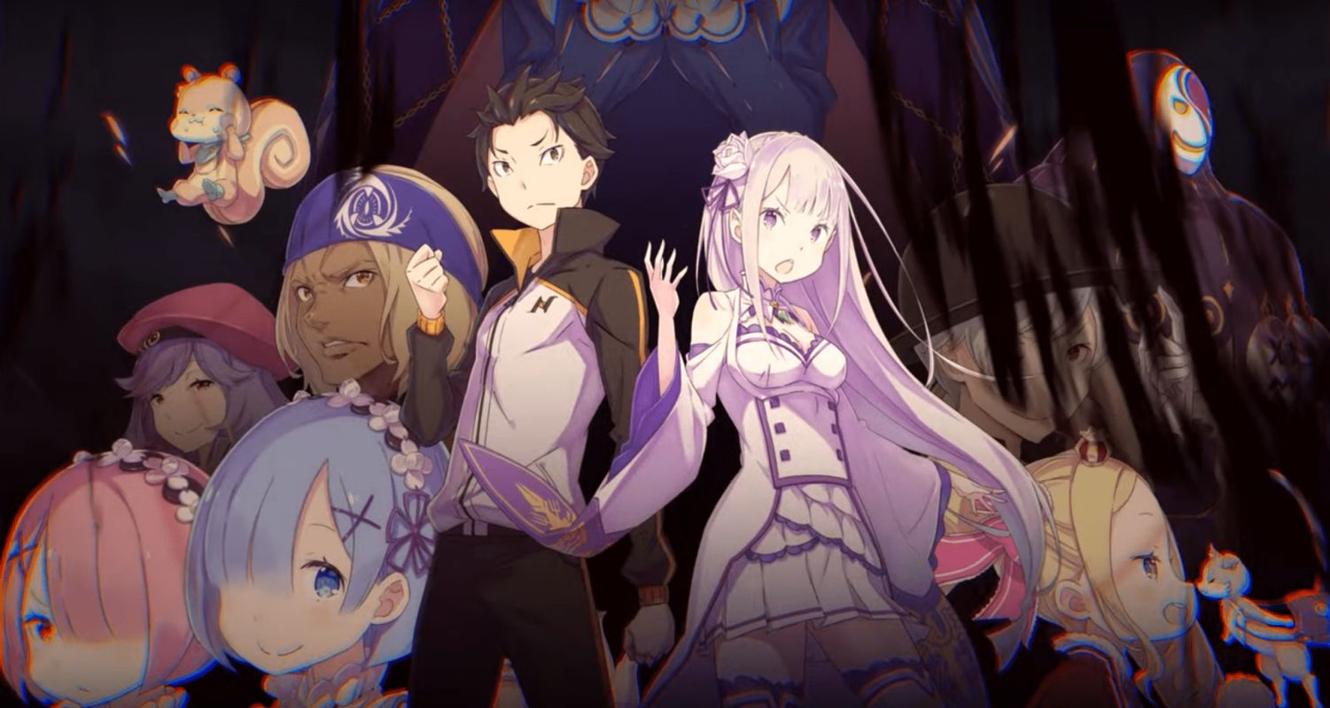 Découvrez l'opening du jeu Re:Zero : Prophecy of the Throne !