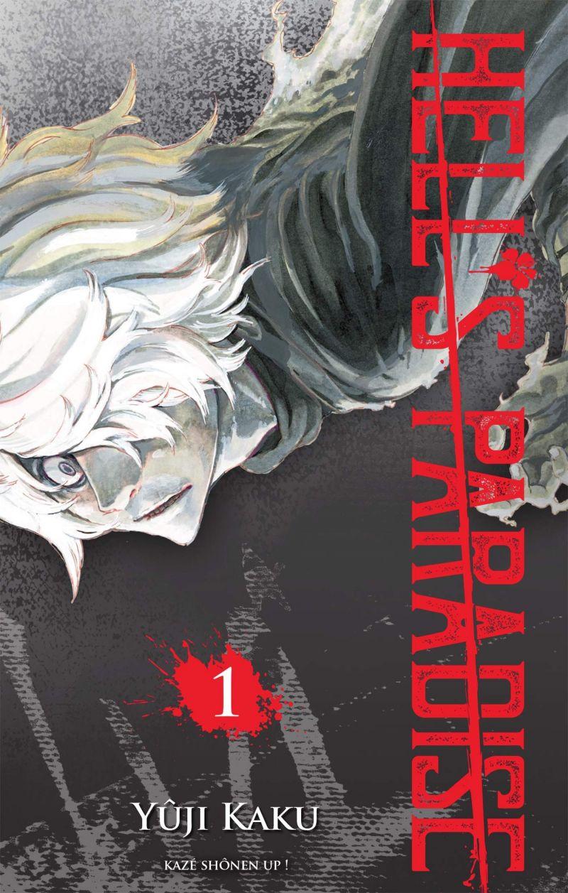 Le manga Hell's Paradise adapté en animé !