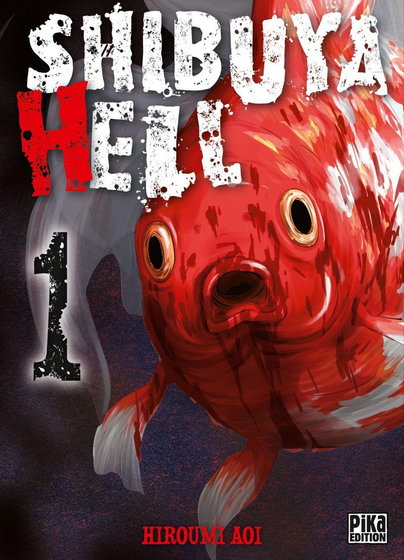 Le manga Shibuya Hell se termine au Japon !