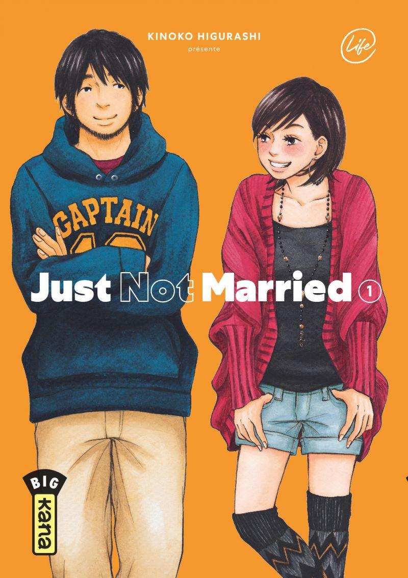 Une suite annoncée pour le manga Just Not Married !