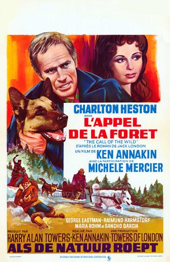 Retour vers le passé :  L'appel de la forêt (1972)