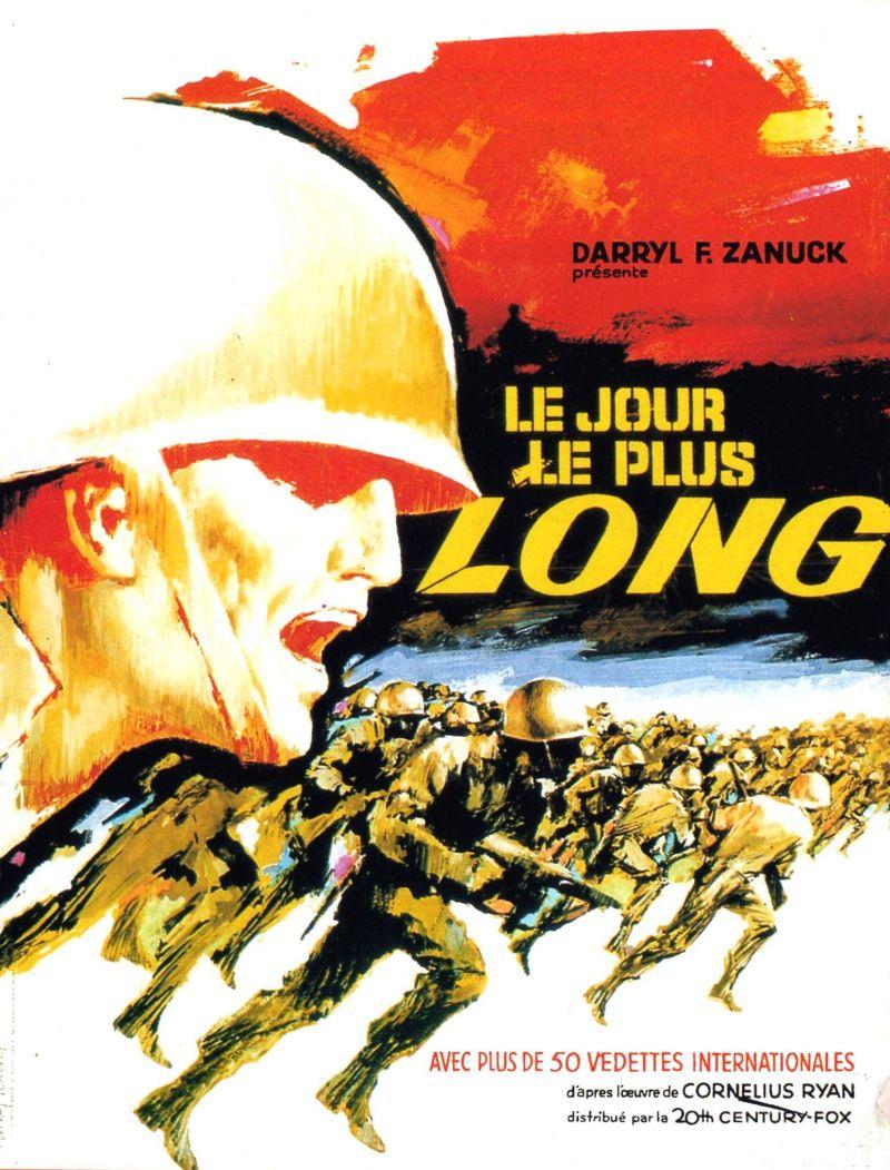 Retour vers le passé :  Le Jour le plus long (1962)