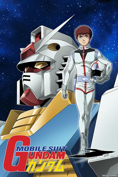 Le tout premier animé Mobile Suit Gundam arrive sur Crunchyroll !