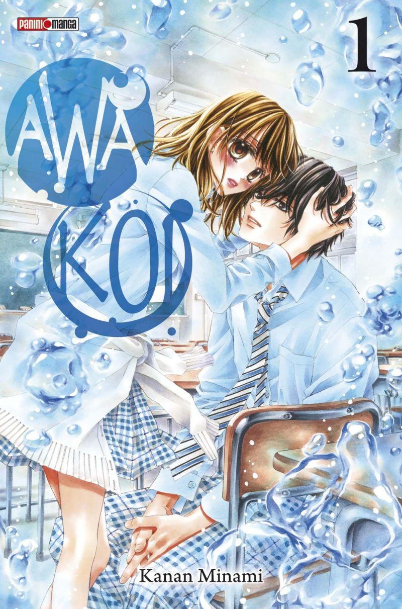 Un chapitre spécial pour le manga Awa Koi !