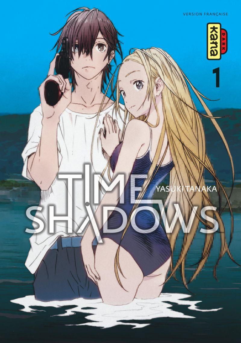 Le manga Time Shadows se termine au Japon !