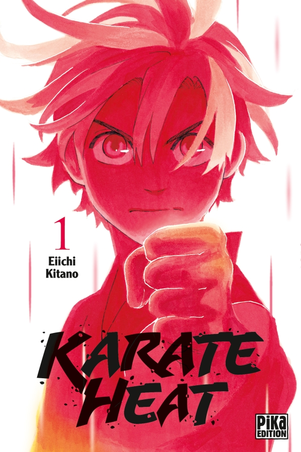 Karate Heat chez Pika