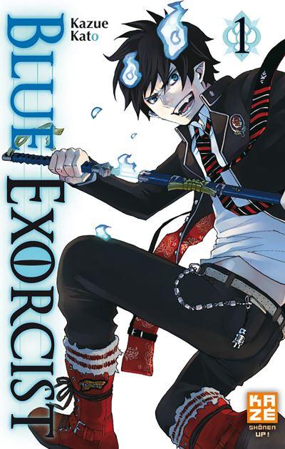 Le manga Blue Exorcist entre en pause !