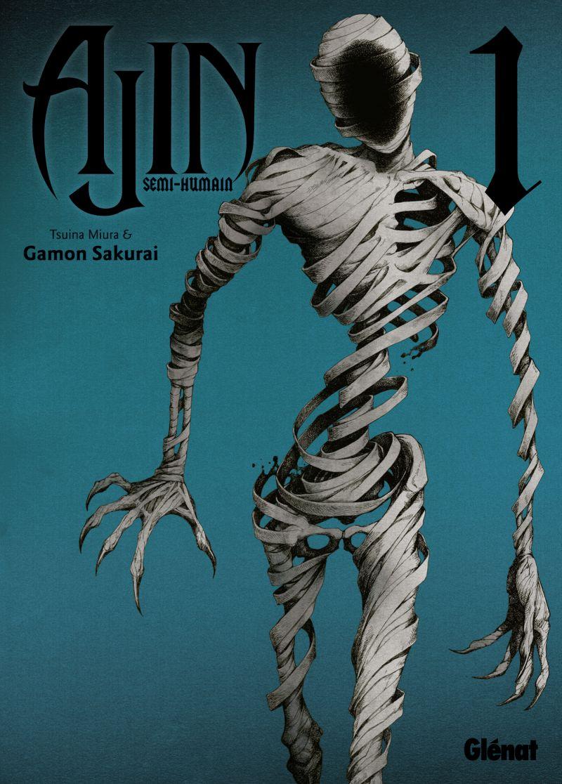 Le manga Ajin se termine au Japon !