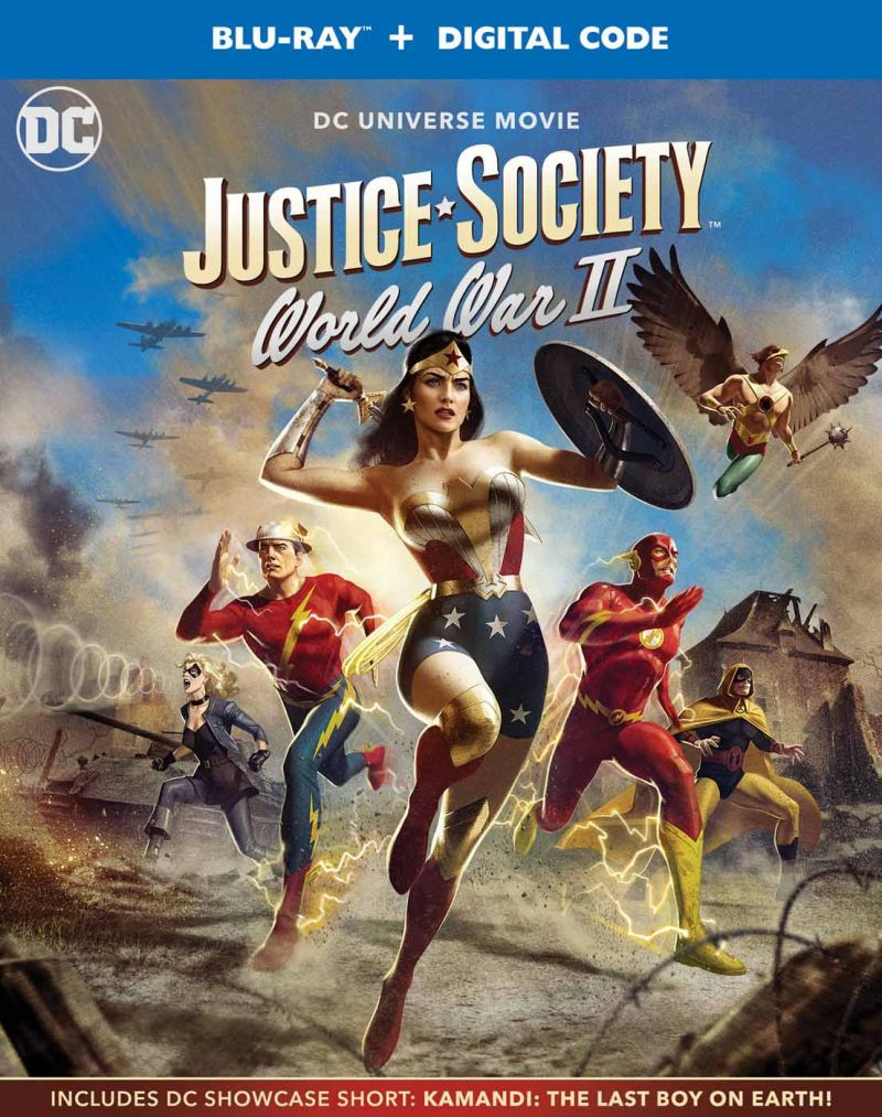 Bande-annonce : Justice Society - World War II