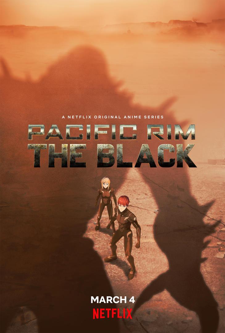 Un nouveau trailer pour l'animé Pacific Rim : The Black !
